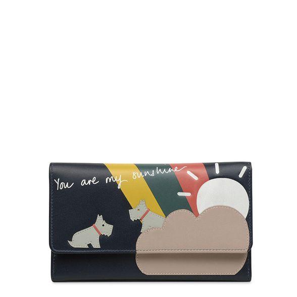 purse outline leather Radley 'Heritage Medium Dog' Sz11Xq