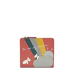 Radley - Medium leather 'You Are My Sunshine' purse