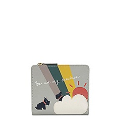 Radley - Medium leather 'You Are My Sunshine' purse