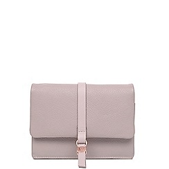 Radley - Light grey medium leather 'Merton Road' purse