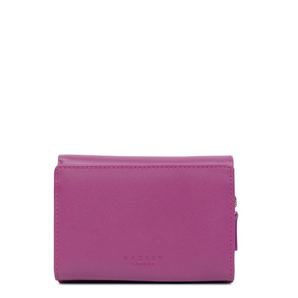Pink purse Radley leather small 'Call Me' folded FHz6w