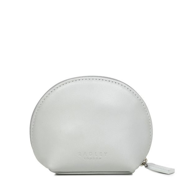 zip Grey small 'Call leather coin purse around Radley Me' HAwIdIq