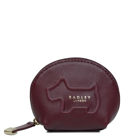 'Radley zip Shadow' coin around Small purse Radley leather q17nPAwx6
