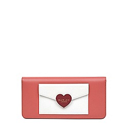 Radley - Large leather 'Love Lane' matinee purse