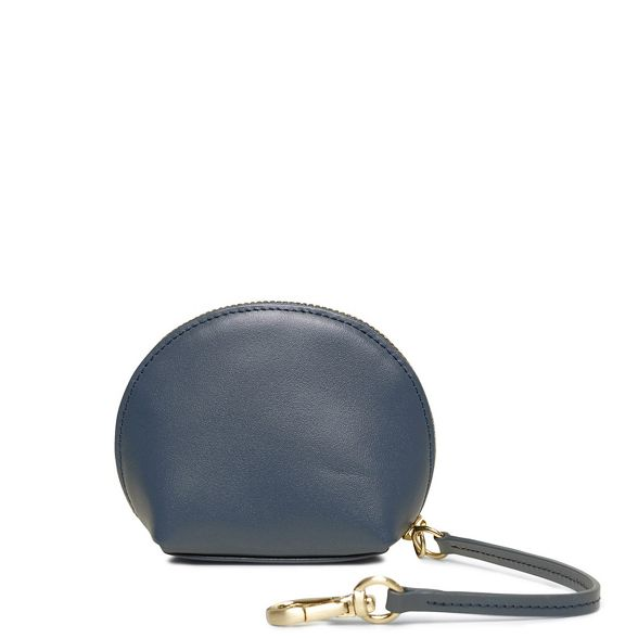 Radley leather and Navy Happy' Love handbag 'Smile C0CzSWrqn