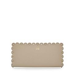Cavalli Class - Taupe 'Leo Lace' large purse