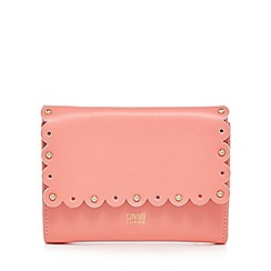 Cavalli Class - Pink 'Leo Lace' medium purse