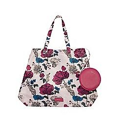 Fiorelli - Pink 'Emma' foldable shopper bag