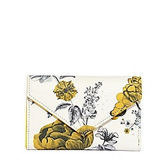 Fiorelli - Medium yellow 'Stella' purse