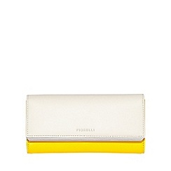 Fiorelli - Large off white 'Addison' dropdown purse