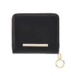 Red Herring - Black small purse