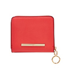 Red Herring - Coral small purse
