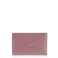 Radley - Medium pink leather 'Profile Dog' purse