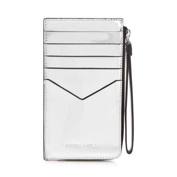 KENDALL wallet 'Skye' Silver 'Skye' wallet KENDALL Silver KYLIE KYLIE SI0qq5gAvW