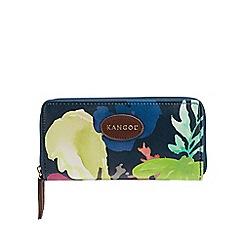 Kangol - Multi-coloured floral print purse