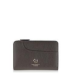 Radley - Brown leather 'Pockets' medium purse