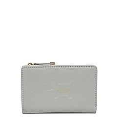 Radley - Light blue leather 'Shadow' medium purse