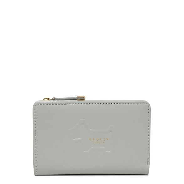 purse blue leather medium Light 'Shadow' Radley aAxRxn