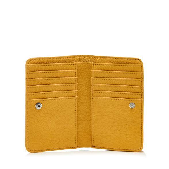 around small zip Principles purse Yellow EqPx8R