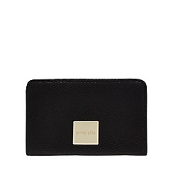 Principles - Black zip around small purse
