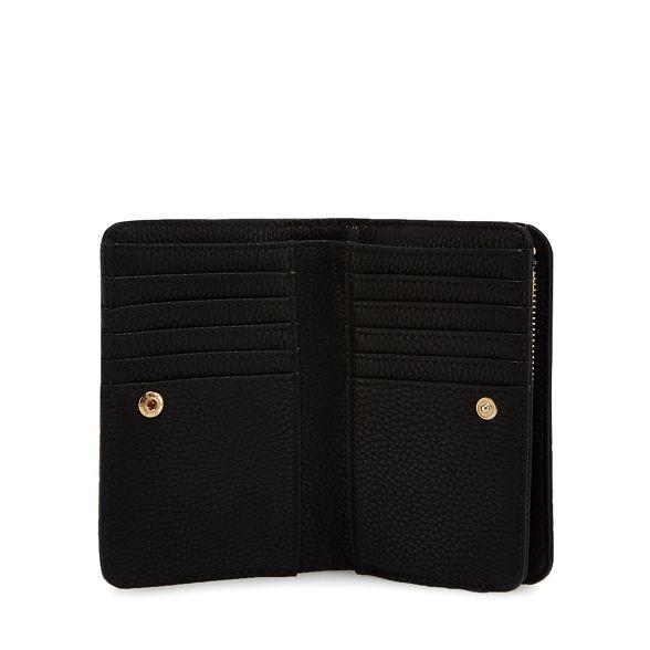 small Principles Black purse around zip qq7t1BRw
