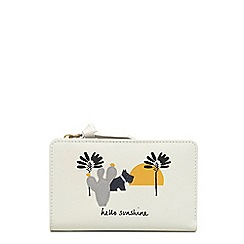 Radley - Leather 'Hello Sunshine' medium purse