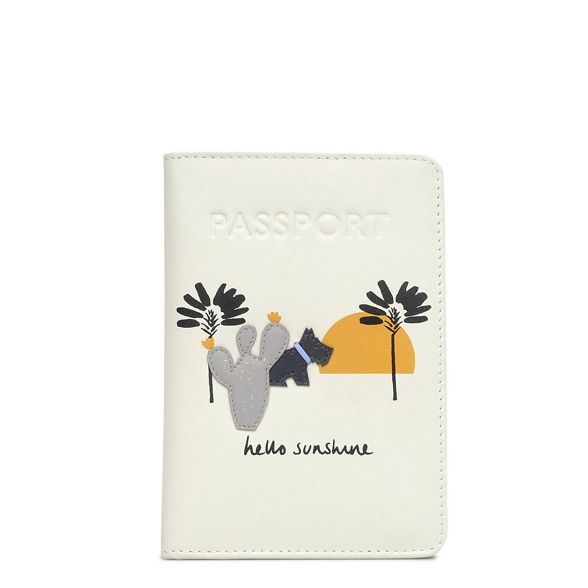 cover 'Hello Leather passport Sunshine' Radley UROHqzxxwB