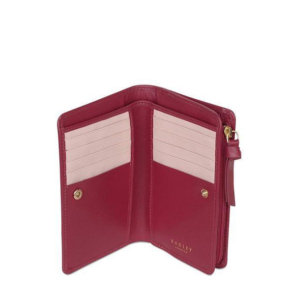 Red Radley 'In leather purse Bloom' medium pYq7Yn