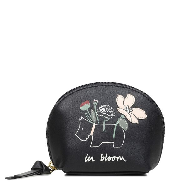 small leather 'In coin Black purse Bloom' Radley 5EvIwx