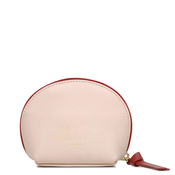 coin leather Light purse Radley small 'In pink Bloom' pAwvqSc