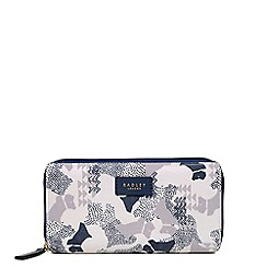 Radley - Ivory 'Data Dog' large matinee purse