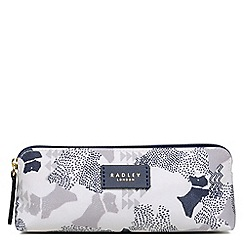 Radley - Ivory 'Data Dog' small pouch