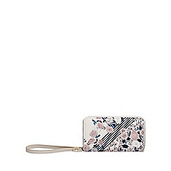 Fiorelli - Multi-coloured floral print 'Finley' medium purse