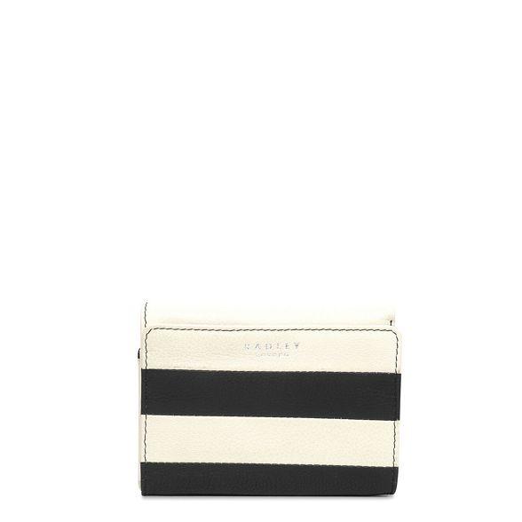 purse coloured Multi 'Babington' folded Radley striped leather small OS5pq