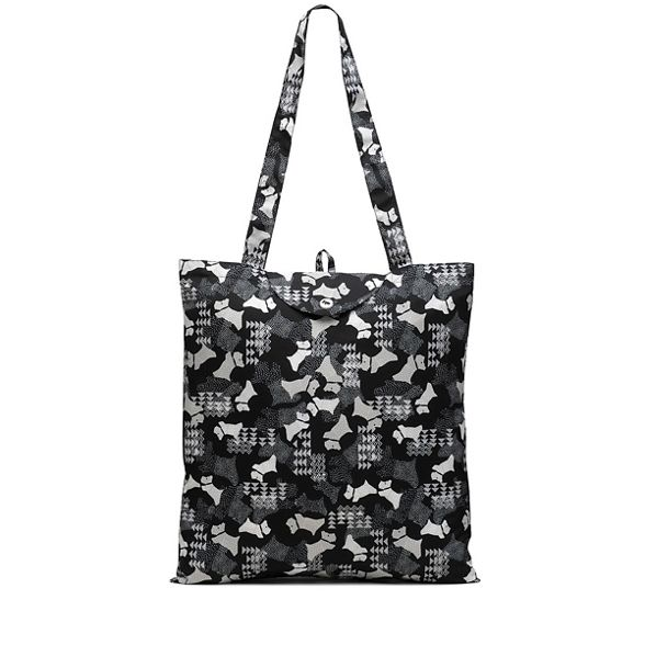 Black 'Data foldaway bag tote Radley Dog' HA6xZqq