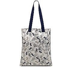 Radley - Multi-coloured canvas 'Data Dog' medium tote bag