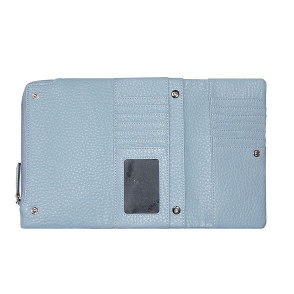 purse dropdown Light 'Elise' blue Fiorelli 61pWwgqW