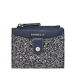Fiorelli - Navy glitter 'Chiara' small Purse