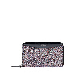 Fiorelli - Pink 'Ezra' Medium Zip Around Wallet
