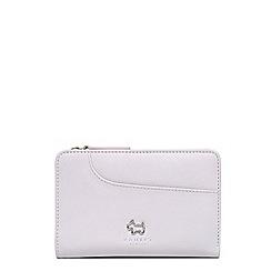 Radley - Purple leather 'Pockets' medium purse