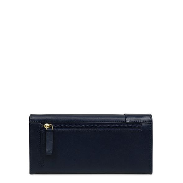 'Pockets' flapover matinee large purse leather Radley Navy Ff8awxqA