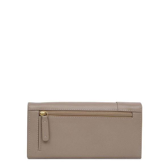 leather Taupe purse matinee flapover Radley large 'Pockets' wA568q8