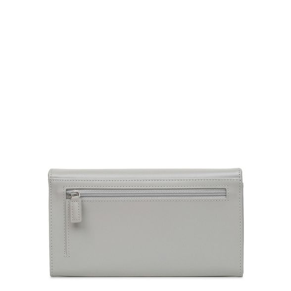 flapover Radley leather purse 'Fenchurch Grey matinee large Dog' q8qOxpXwnH