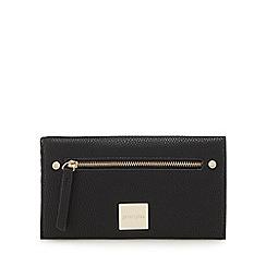 Principles - Black zip front large purse