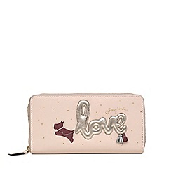 Radley - Light Pink 'Love is in the Air' Zip Around Matinee Purse
