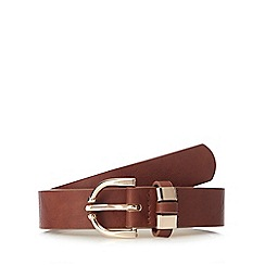 Principles - Tan Keeper Belt