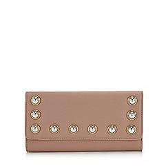 Star by Julien Macdonald - Light Pink Large Studded Purse