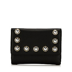 Star by Julien Macdonald - Black Medium Studded Purse