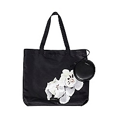 Fiorelli - Black 'Emma' Foldable Shopper Bag