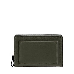 RJR.John Rocha - Khaki 'Bond Street' Medium Purse